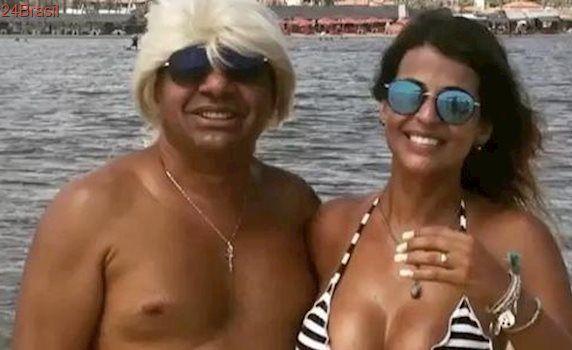 """""""Sempre teve corpão"""": Mulher de Tiririca conta o que lhe atrai no marido"""