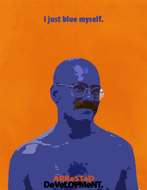 Arrested Development -  I miss this show so much!  I'm in the middle of rewatching them all now.  : )
