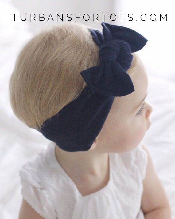 All items in our shop are made to order so they are NOT ready to ship immediately. Please check shop banner for current turn around time :) These handmade headbands are made from blended fabrics with a bit of stretch. Its designed to be tied & untied to adjust for sizes. >>>Top Knot