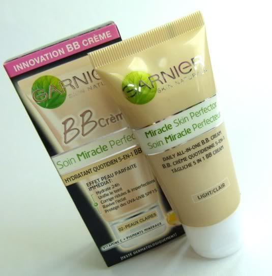 Review: Garnier Miracle Skin Perfector BB Cream (Originele Versie)