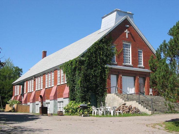 Val-Joli (église Saint-Zacharie), Québec, Canada (45.596537, -71.961805)