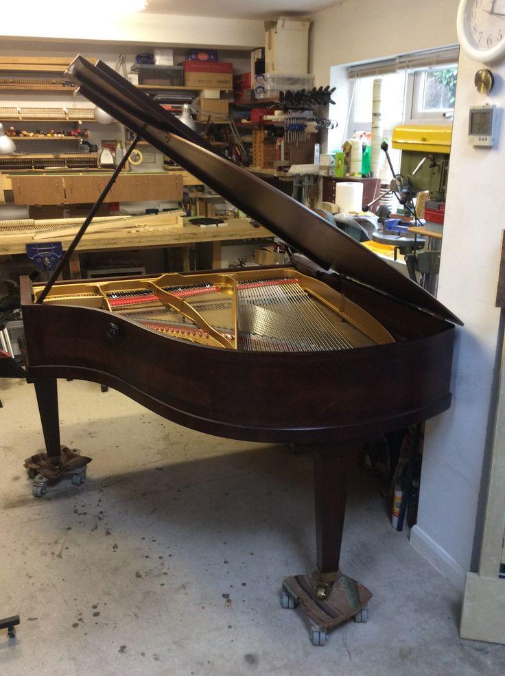 35 besten Piano restoration Bilder auf Pinterest | Klaviere, Bass ...