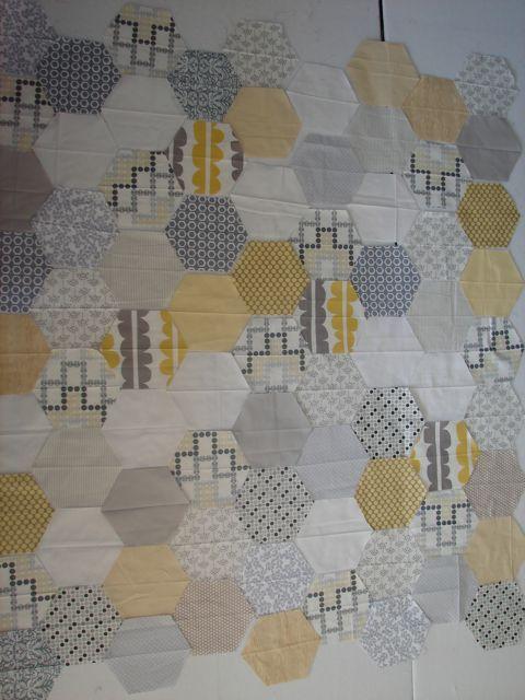 Yellows and greys, nice combination...Tallgrass Prairie Studio