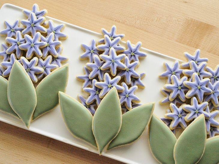 How to make hyacinth cookies plus 18 other cookie tutorials!