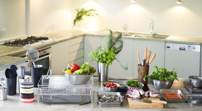 美しくて機能的な「la base(ラバーゼ)」のキッチン用品