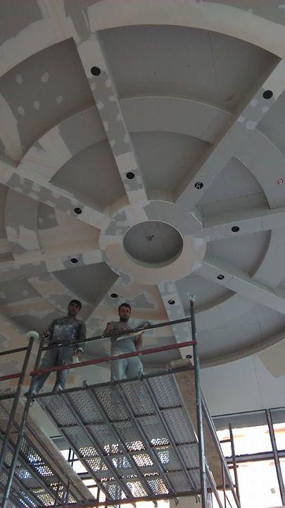 Asma tavan bölme duvar alçıpan ile mekanlarınızı ultra lux bi görüntüye kavuşturmak bizim işimiz
