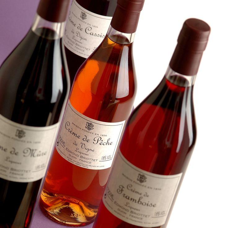 Briottet liqueurs by Granikal!