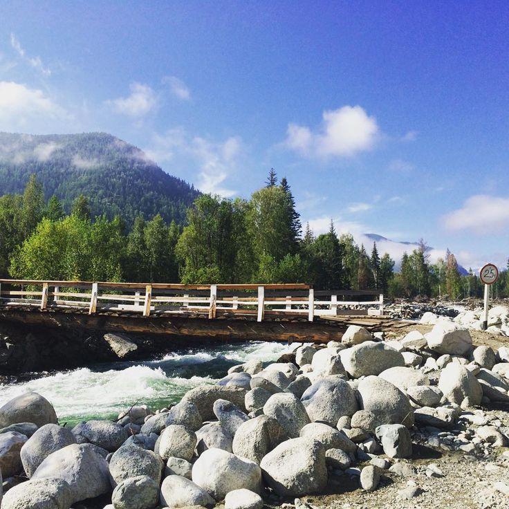 #мульта #алтай #поход #облака #утро #altay #mountains #morning #sunny #sunshine…