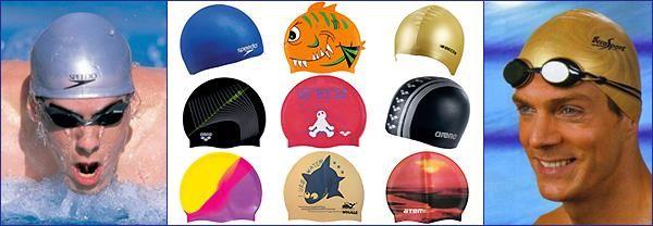 Купальная шапка фирмы beko