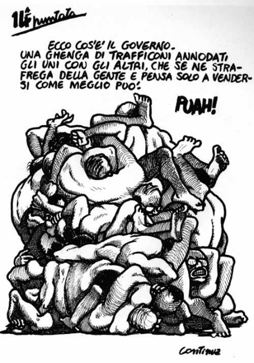 Andrea Pazienza, 1985