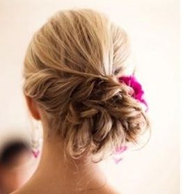 Berlin Hair Baby: Bridesmaid Hair Tutorial featuring Bohemian Rope Twist!