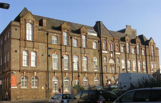 Image result for lower chapman street school tower hamlets