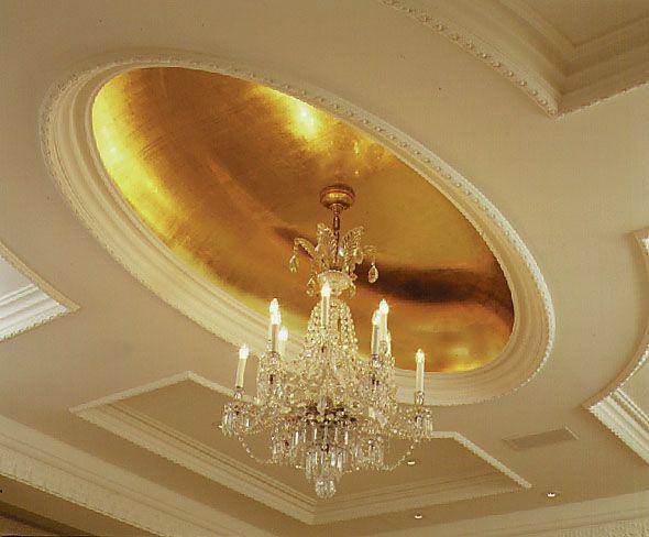 Custom Work | Ceiling Panels - Ornamental Plaster - Plaster Cornice, Ceiling Centres, Ceiling Roses - Brisbane QLD