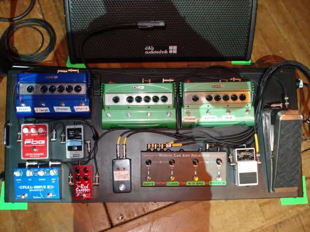 Chris Shiflett - Foo Fighters (Amp Selector)
