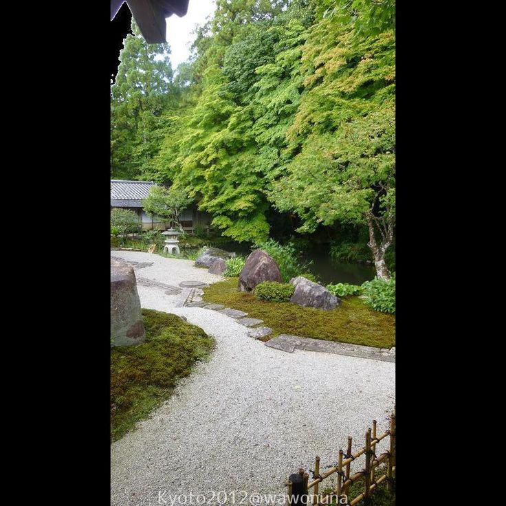 Kyoto2012 Nanzenji Jardin #kyoto #paisaje #japon #templo #nanzenji #jardinjapones