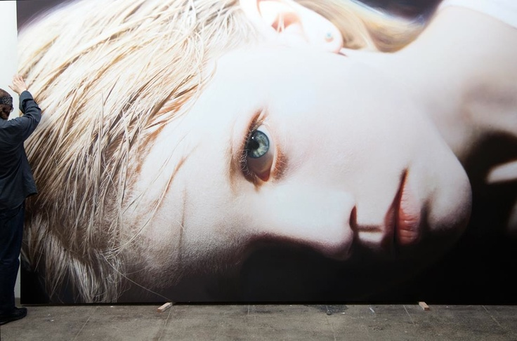 Gottfried Helnwein, amazing.