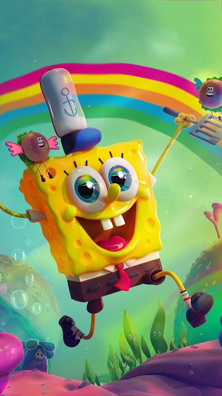Spongebob Wallpaper By Honeybee87 05 Free On Zedge Wallpaper Spongebob Wallpaper Iphone Disney Wallpaper Disney