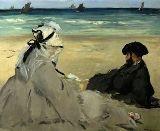 manet beach scene - Google Search