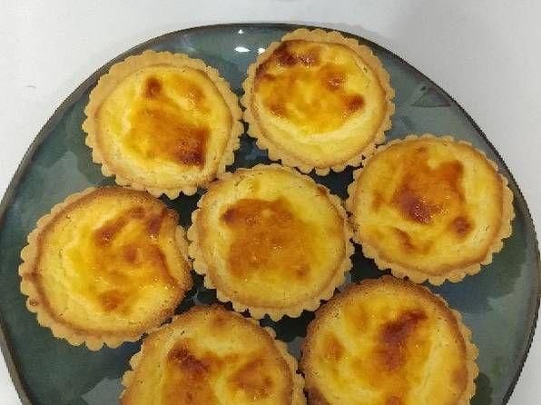 Resep Hokkaido Cheese Tart Oleh Juan S Kitchen Resep Di 2020 Tar Kue Bolu Cemilan