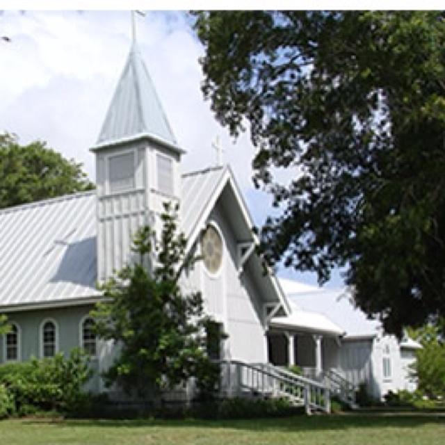 St Francis Episcopal Church Dauphin Island Al