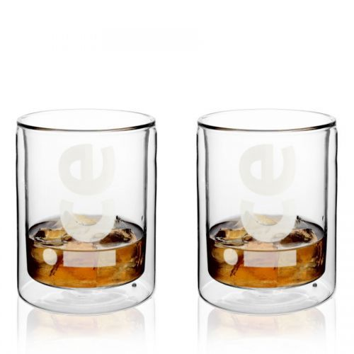 ICE Çift Cidarlı Whisky Bardağı Çift Cidarlı ice 2 adet Whisky bardağı seti.