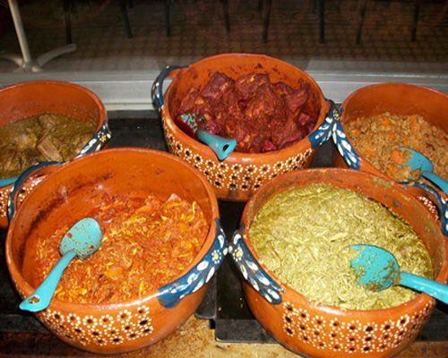 Guisados Para Taquiza Mexican Food Recipes Gourmet Tacos Food