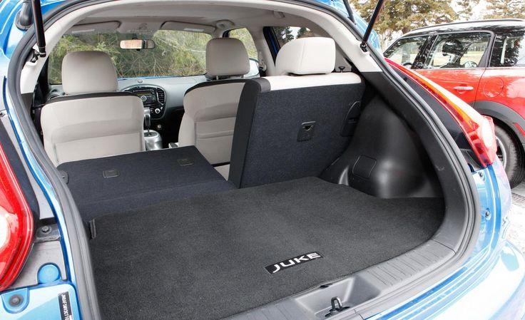 nissan juke trunk space  Google Search  Car Shopping  Pinterest
