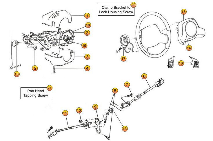 21 best Jeep TJ Unlimited Parts Diagrams images on