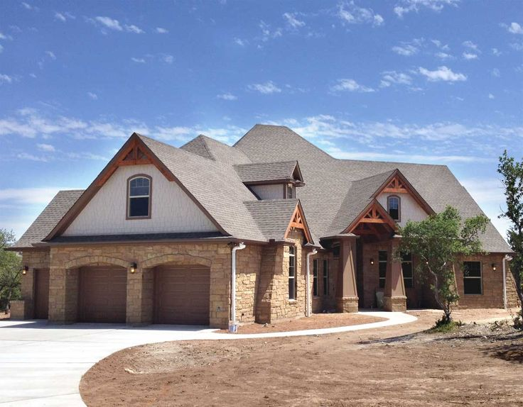 Plan 16851wg Rugged Craftsman Dream Home Plan Dream