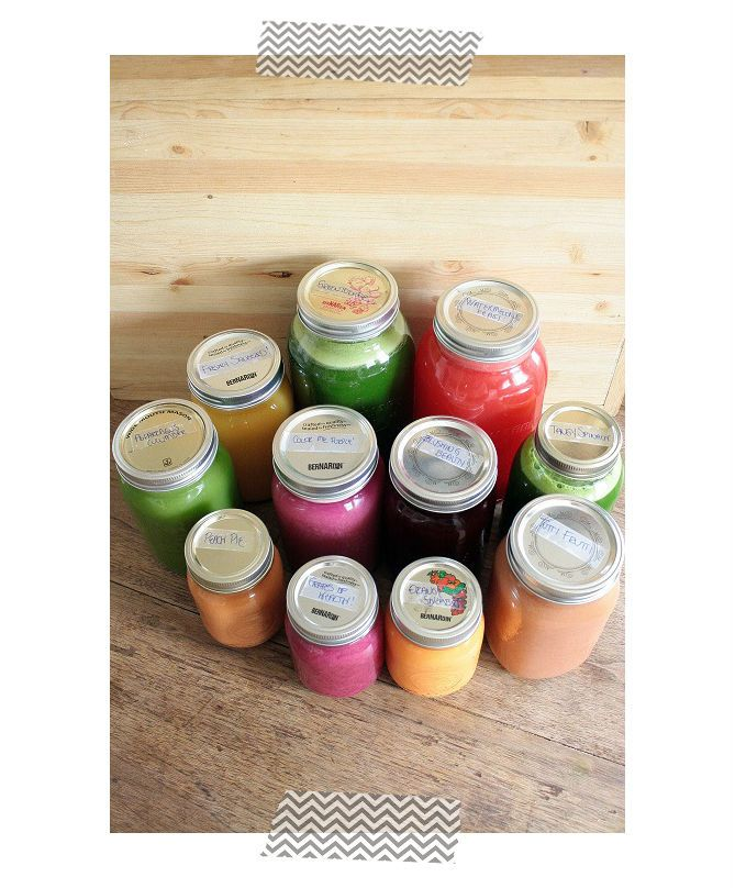 The Glowing Diaries: Juicing tips, recipes, results