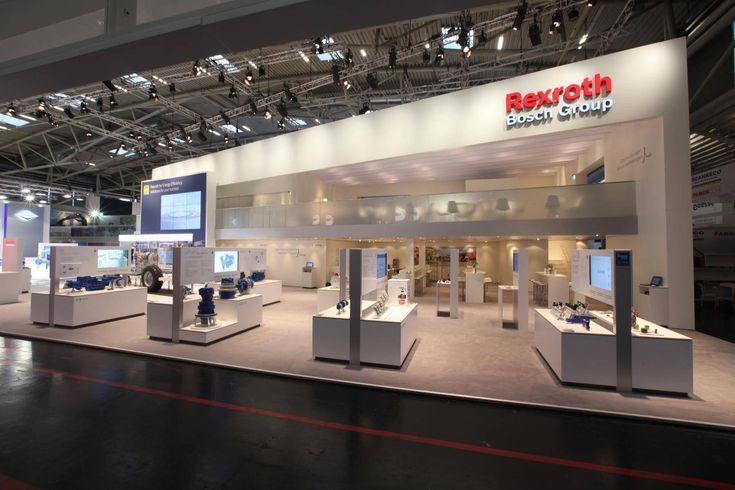raumHOCH | Bosch Rexroth bauma 2013