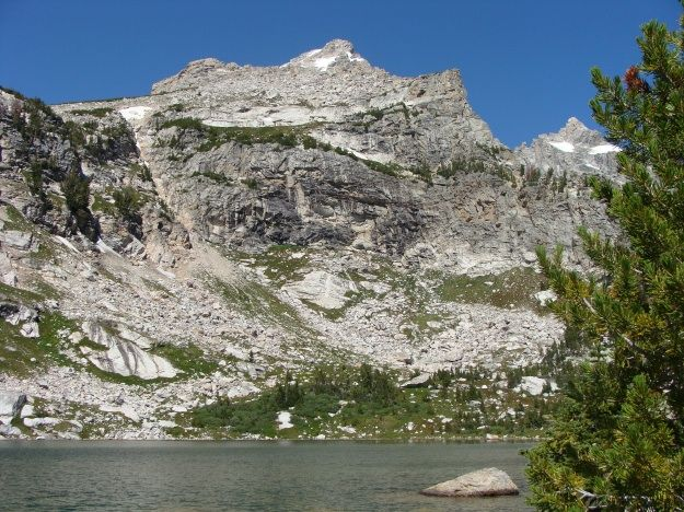 Blog - Tetons - Amphitheater Lake
