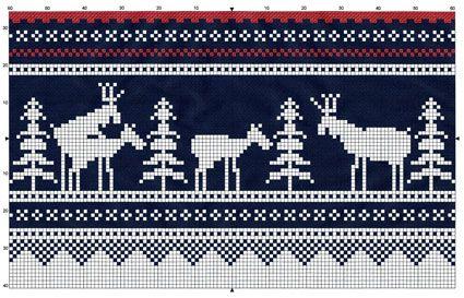 No way!  - fracking reindeer.  Lek med mønster — Uten en tråd