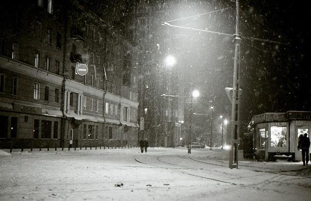 Dzerzhinsk Square | by Kakhaev, via Flickr