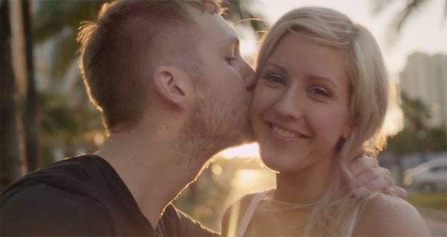 """Calvin Harris lança novo remix de """"Outside"""", parceria com Ellie Goulding http://angorussia.com/entretenimento/musica/calvin-harris-lanca-novo-remix-de-outside-parceria-com-ellie-goulding/"""