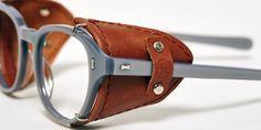 Leather Side Shields