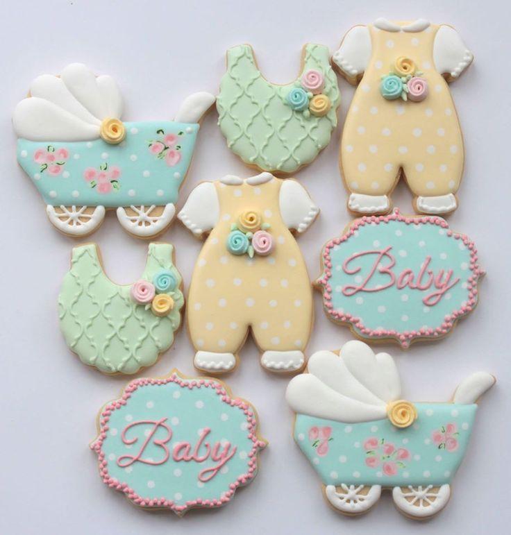 Top 17 Vintage Baby Shower Cookies Designs – Cheap Unique ...  |Best Baby Shower Cookies