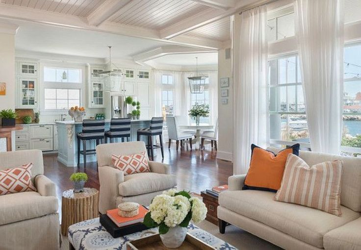 Vintage furnishings authentic materials and new outdoor living spaces took this 19thcentury Harbour Island cottage from shack to chic