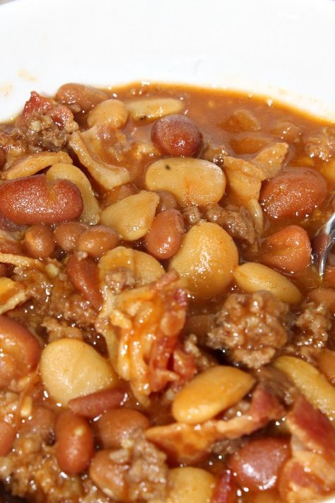 It is finally feeling like fall in the Pacific Northwest, the rain has come back to us. It was a long hot dry summer, and this is one of the first times I was so excited to see the rain. That means it's crock pot season again even Thank you to Bush Beans for sponsoring this Crock Pot Loaded Baked Beans recipe and this post. These Crock Pot Loaded Baked Beans are a family favorite! Last winter a friend sent me her bean recipe and the kids have been in love with them ever since she brought ...
