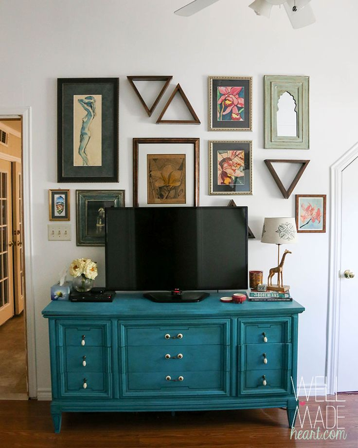 Add a Gallery Wall with these tips!