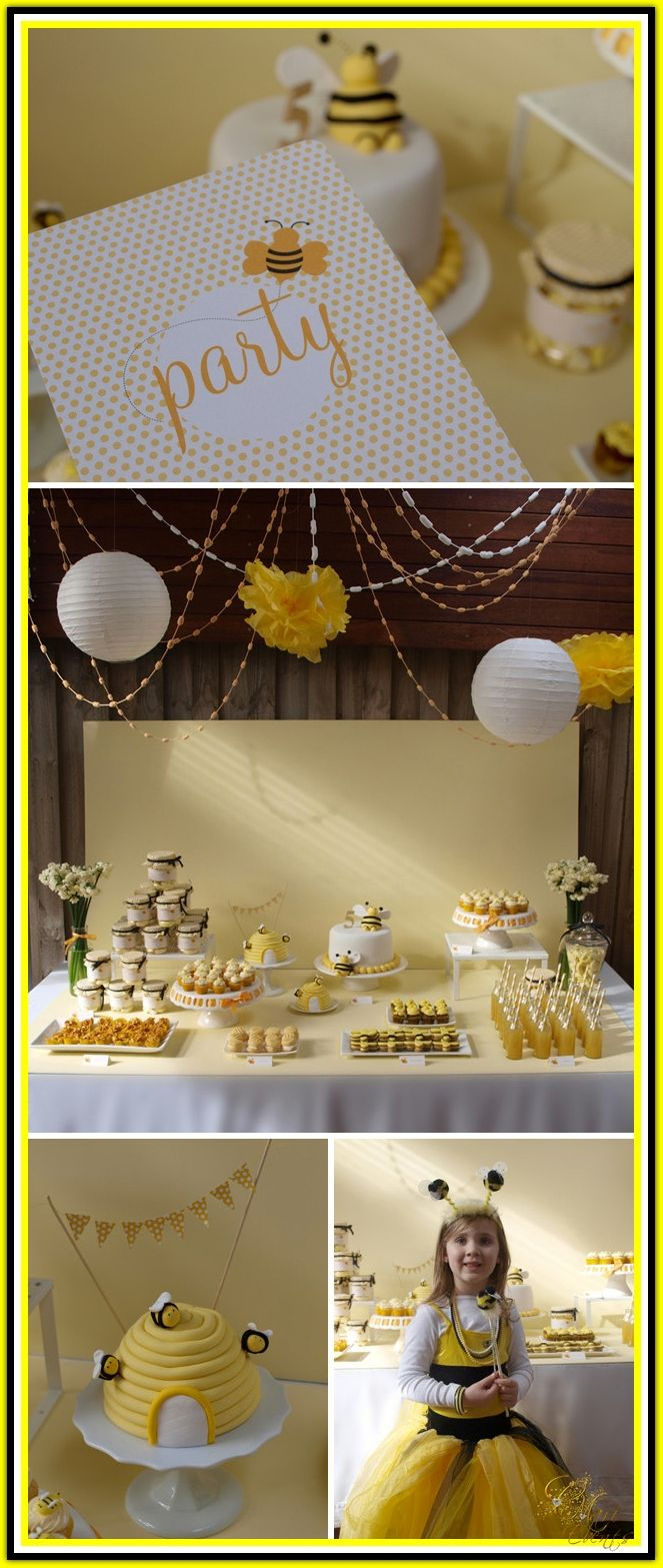 Busy Bee Party So Sweet