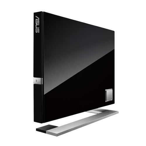 ASUS SBW-06C2X-U.ASUS SBW-06C2X-U is external slim 6X Blu-ray writer supporting the latest BDXL format and life-like total Blu-ray 3D playback. These all fit into an 2011 IF Award-winning design, inspired from miniaturized architectual forms of elegant squared lines and a unique metal stand.