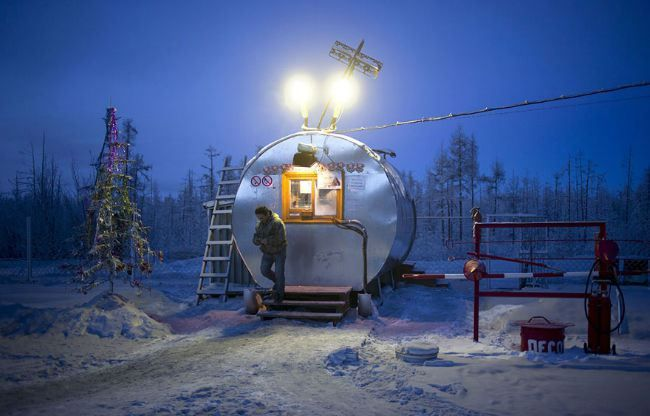 Oymyakon: A Town That Gets Colder than The Peak of Mt Everest