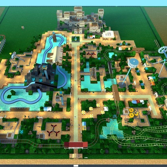 Hack Theme Park Tycoon 2 Roblox Have You Played Theme Park Tycoon 2 It S The Most Popular Roblox
