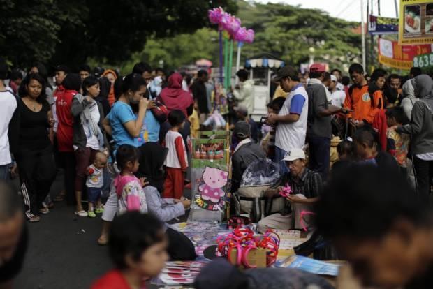 Car Free Day Ala Kota Bogor