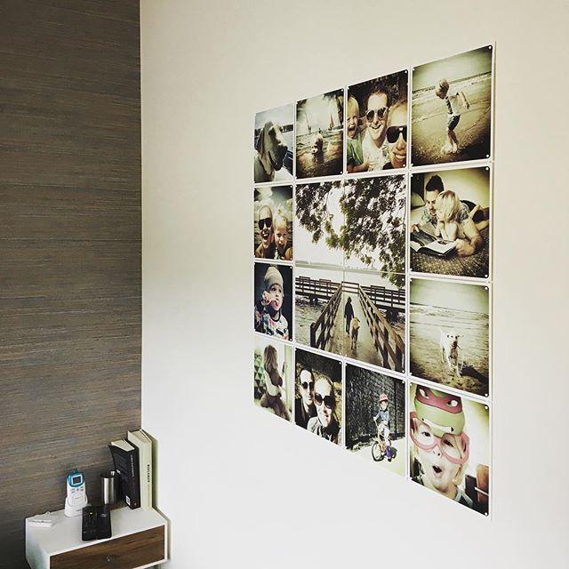 Wanddecoratie 📸 #interieur #wanddecoratie #ixxi #ixxiyourworld #fotoos #herinneringen #goodtimes #behang #eijffinger #nachtkastje #actionnederland #slaapkamer #interieurstyling #inspiratie