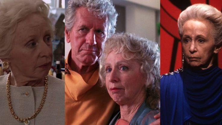 Gail Strickland, Mrs Landis in S06E01  - dr bashir i presume