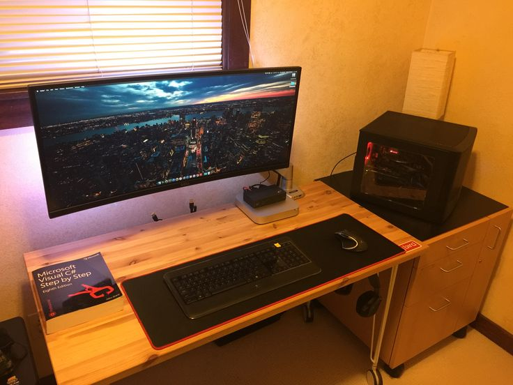 My Ultrawide (TWSS) Setup