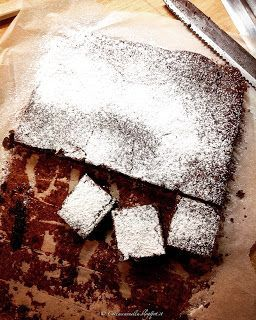 """Colla&Cannella: """"Torta cioccolatino Benedetta Parodi"""""""