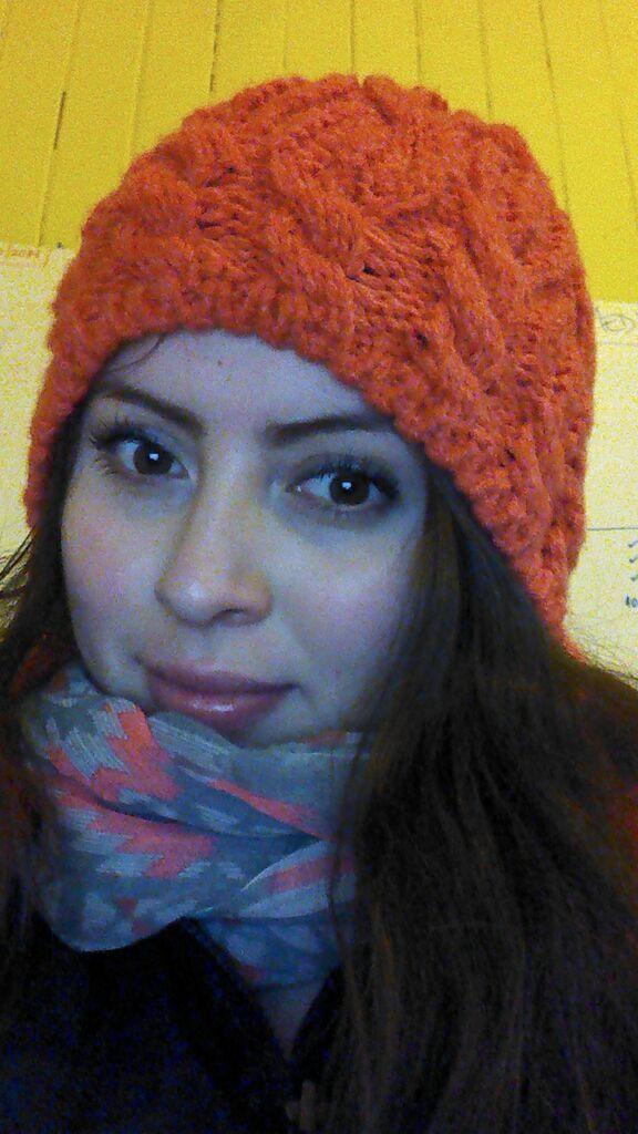 Día 30: Hoy. Cagá de frío.. eso.